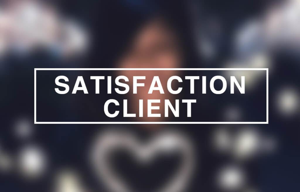 la satisfaction de nos clients en enseignes et signalétique est notre priorité