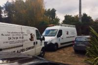 Adhésivage d'une flotte de véhicule - covering véhicule