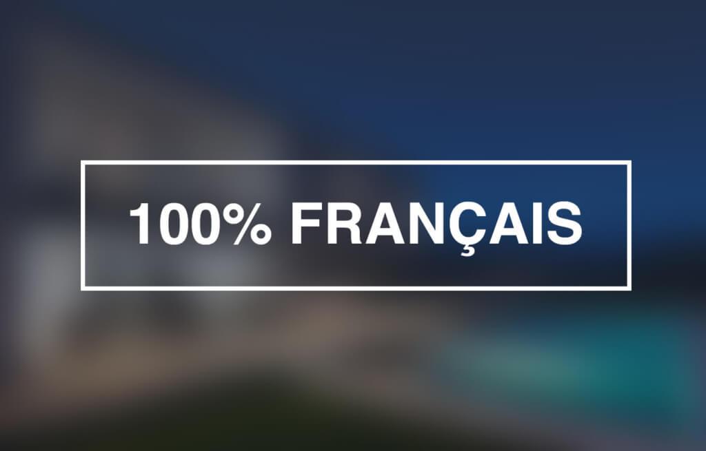 Nos enseignes sont exclusivement fabriquées en France