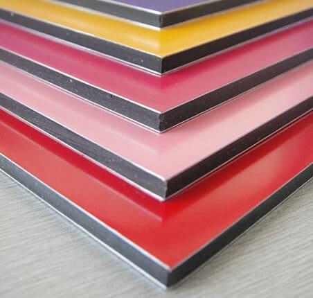 Panneau aluminium en dibond : les panneaux sandwich