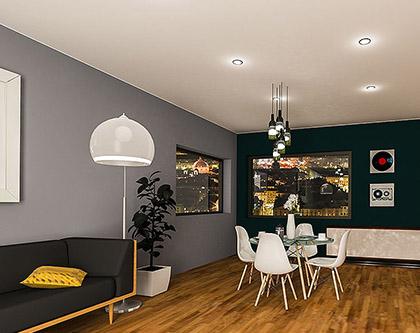 Aménagement et décoration d'intérieur professionnel à Lyon
