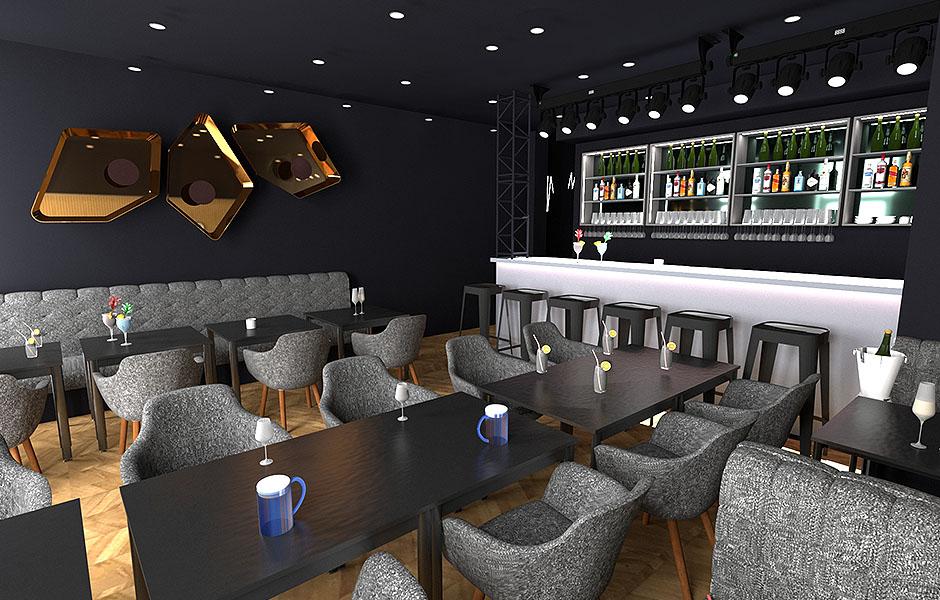 Décoration et design d'intérieur pour bars sur Lyon
