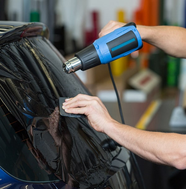 Les avantages de faire marquer sa voiture